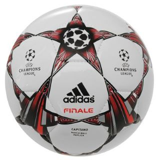 Adidas UEFA Champions League Finale Football - Wht/Blk
