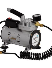 Mitre Pro Inflator Electric Compressor Ball Pump