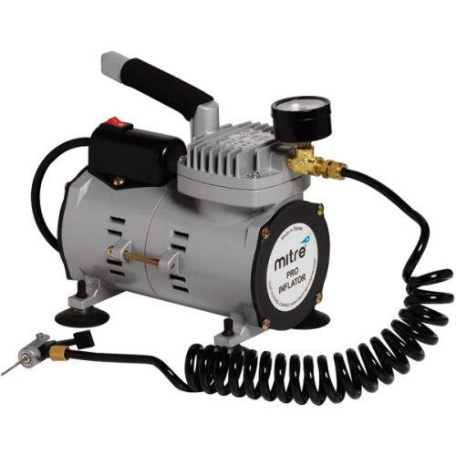 Mitre Pro Inflator Electric Compressor Ball Pump