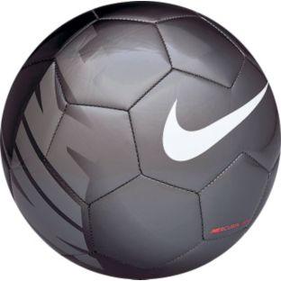 Nike Mercurial Fade Football - Black/Grey