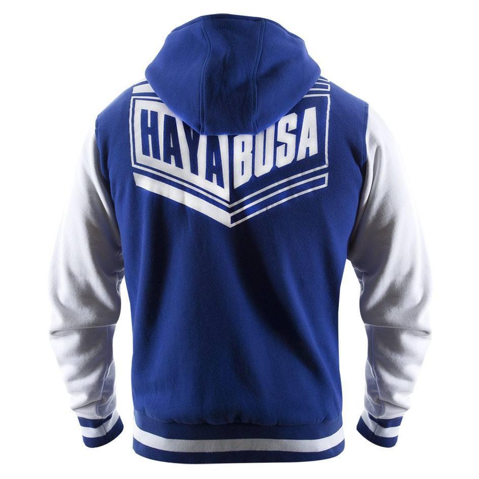 Hayabusa Champion Hoodie - Blue