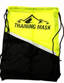 Training Mask Bag - Neon