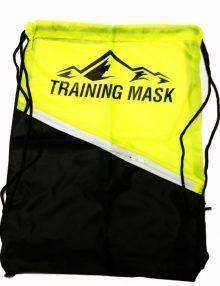Training Mask Bag - Neon