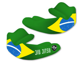 Fight Dentist Mouthguard - Brazil BJJ