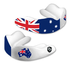 Fight Dentist Mouthguard - Down Under