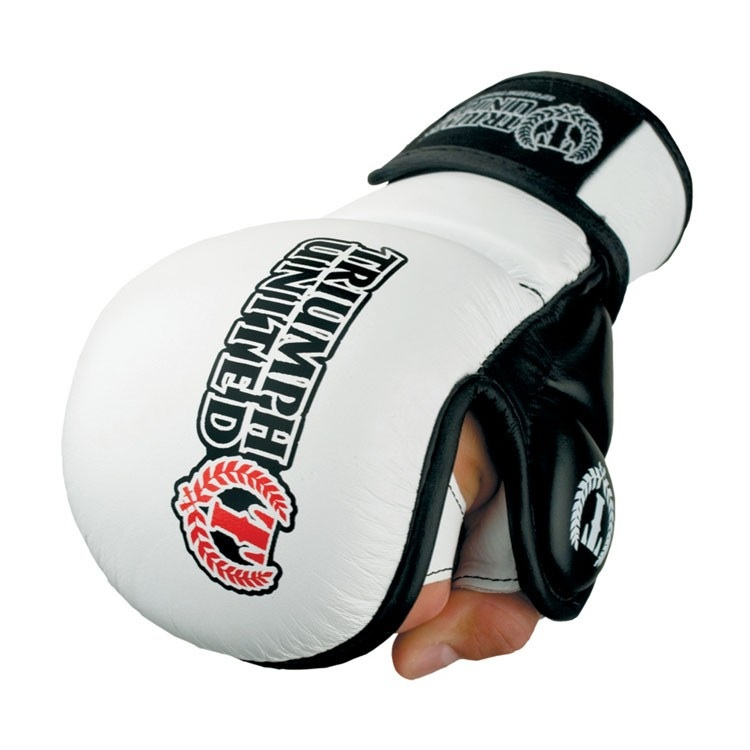 Triumph United Storm Trooper MMA Training Glove - White
