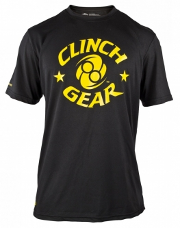 Clinch Gear Icon Prolete T Shirt - Black
