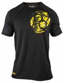 Clinch Gear Filled Prolete T Shirt - Black