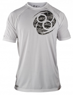 Clinch Gear Filled Prolete T Shirt - White
