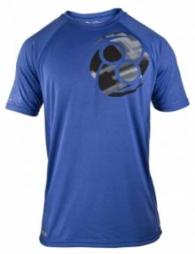 Clinch Gear Filled Prolete T Shirt - Blue