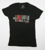 Clinch Gear Hendo UFC 139 Ladies Walkout T Shirt - Black