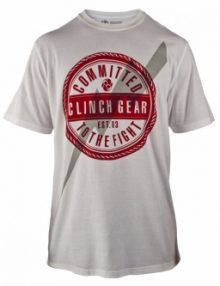 Clinch Gear Donnie T Shirt - White