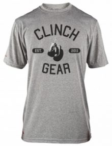 Clinch Gear Hangit T Shirt - Grey