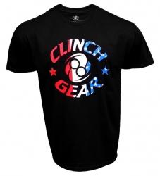 Clinch Gear UFC 139 American Icon T Shirt - Black