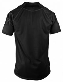 Clinch Gear Crossover Short Sleeve Tech Top - Black