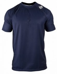 Clinch Gear Crossover Short Sleeve Tech Top - Navy