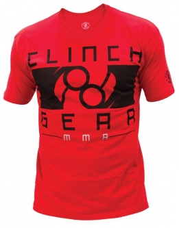 Clinch Gear Boxed T Shirt - Red