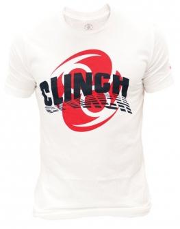 Clinch Gear Wave T Shirt - White