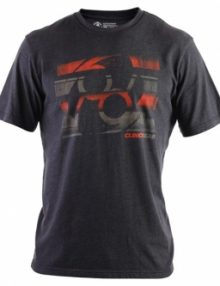 Clinch Gear Coastal T Shirt - Black