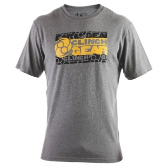 Clinch Gear Multiply T Shirt - Grey