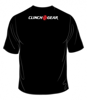 Clinch Gear Fedor Lion T Shirt - Black & Red