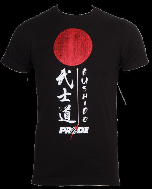 Pride FC Bushido Tee - Black