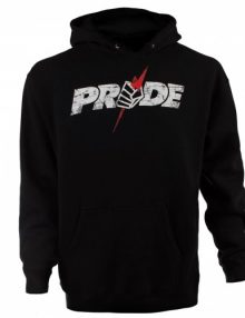 Pride FC Logo Hoodie - Black