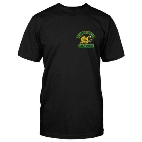 Triumph United Premium Tshirt Snaked - Black