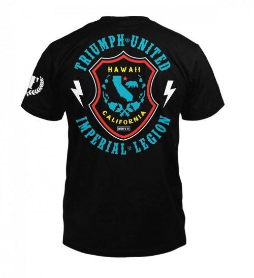 Triumph United Premium Tshirt Ohana - Black