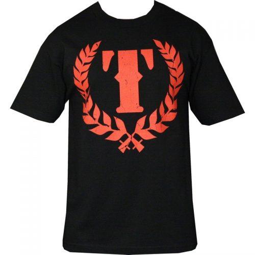 Triumph United Icon 2.0 T Shirt - Black
