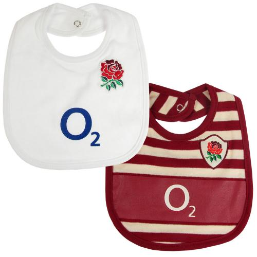 England R.F.U 2 Pack Bibs