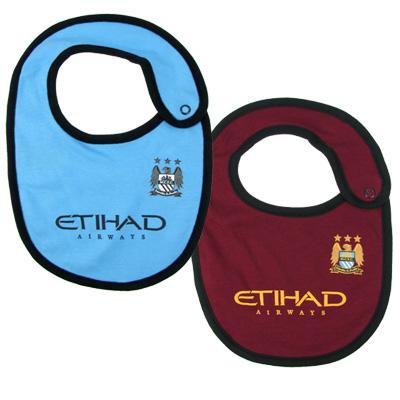 Manchester City F.C. 2 Pack Bibs