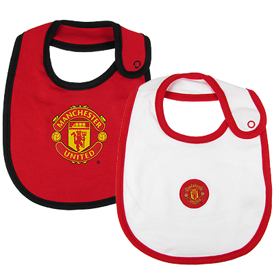 Manchester United F.C. 2 Pack Bibs CR