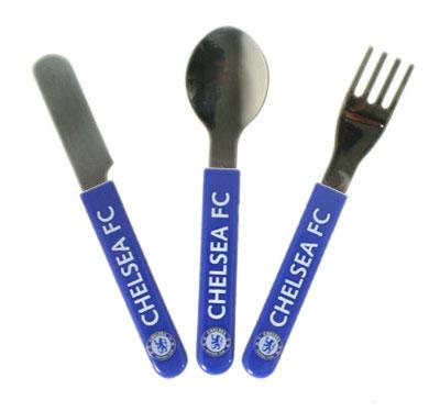 Chelsea F.C. Cutlery Set