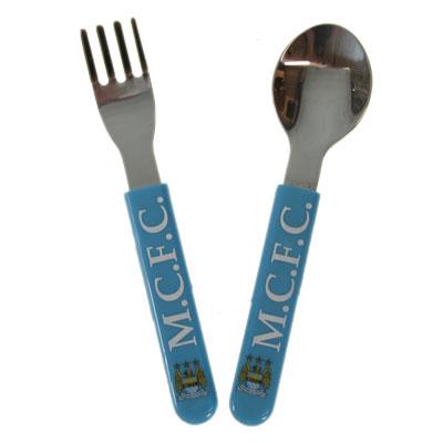 Manchester City F.C. Cutlery Set