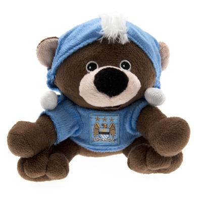 Manchester City F.C. Mohawk Bear