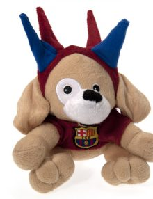 F.C. Barcelona Dog Spike