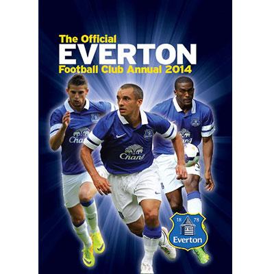 Everton F.C. Annual 2014