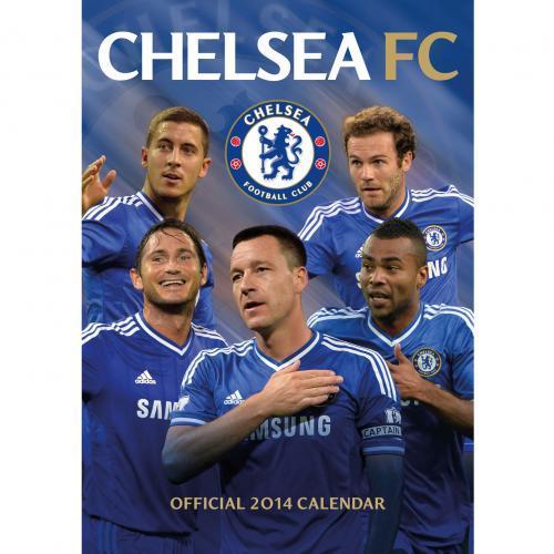 Chelsea F.C. Calendar 2014