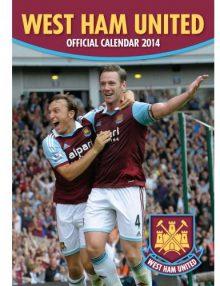 West Ham United F.C. Calendar 2014