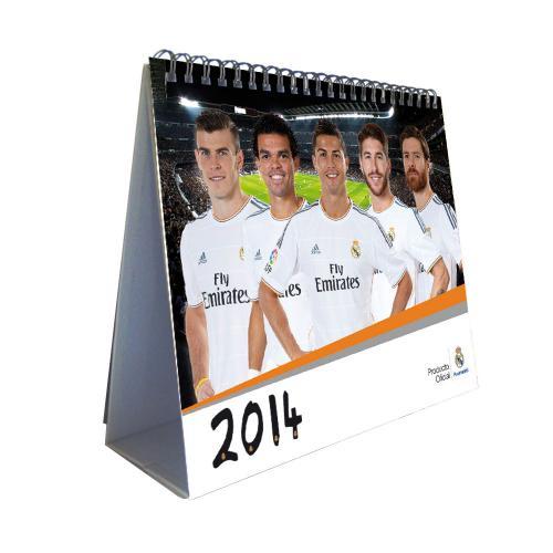 Real Madrid F.C. Desktop Calendar 2014