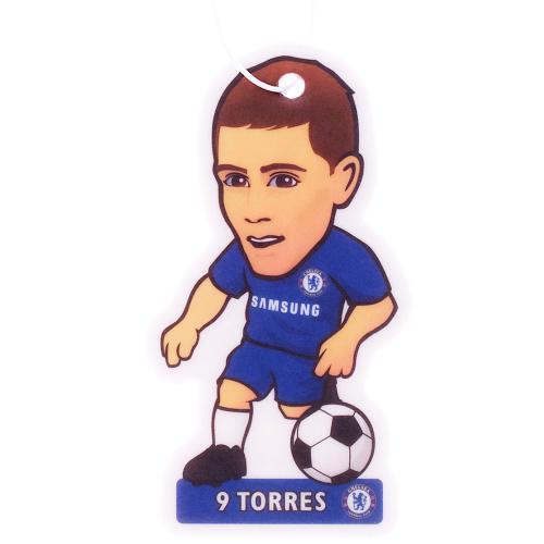 Chelsea F.C. Air Freshener Torres