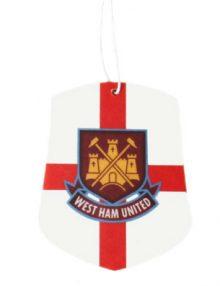 West Ham United F.C. Air Freshener St George