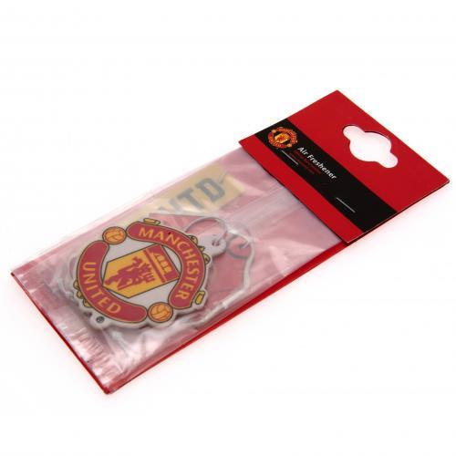 Manchester United F.C. 3pk Air Freshener