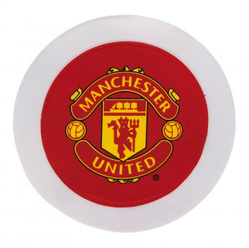 Manchester United F.C. Round Tax Disc Holder
