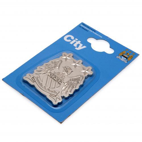 Manchester City F.C. Car Medallion