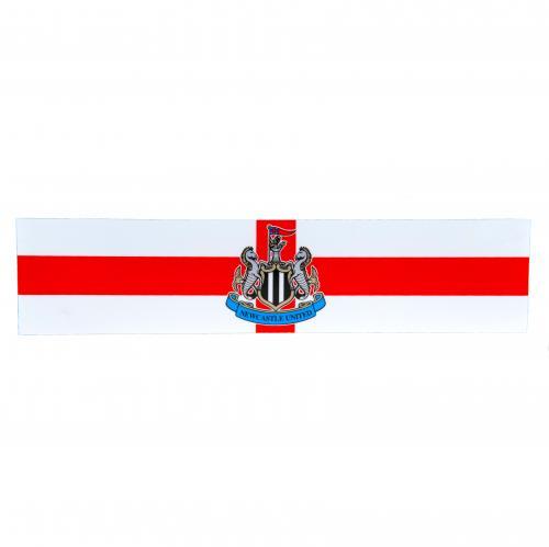 Newcastle United F.C. Window Sticker St George
