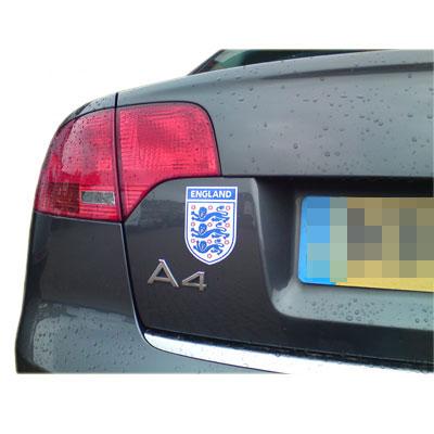 England F.A. Car Magnet Small