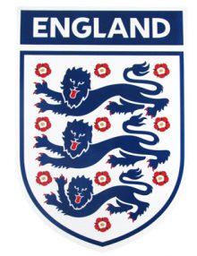 England F.A. Car Magnet Large