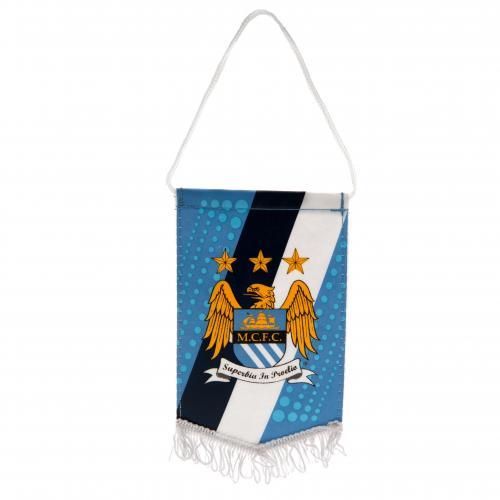 Manchester City F.C. Mini Pennant